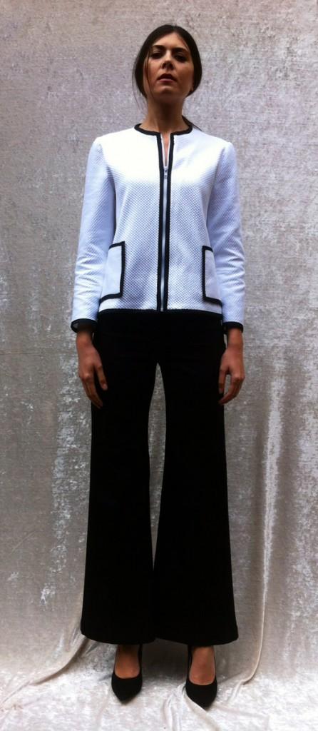 L21603 Giacca - Pantaloni Microfibra